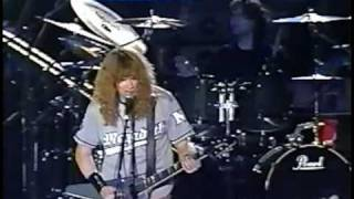 Megadeth - Moto Psycho (Live In South Korea 2001)