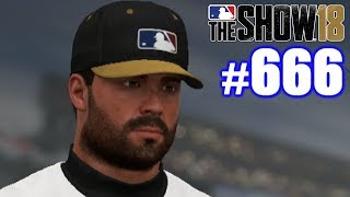 NEW TEAM! | MLB The Show 18 | Road to the Show #666