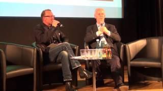 Männer Gesundheitstag 2015 - Talkrunde mit Rudolf Scharping