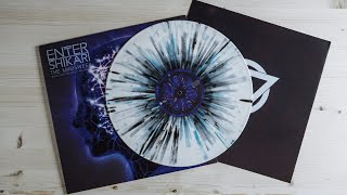 Enter Shikari unboxing official vinyl records! Freya would approve it! (4k video, ASMR)