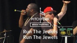 "Run The Jewels - ""Run The Jewels"" - Pitchfork Music Festival 2013."