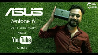 Ultimate Rotating Camera Smartphone - Asus Zenfone 6 From Youtube Money