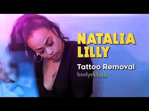 My Amazing Tattoo Removal  | Natalia Lilly | Body Details