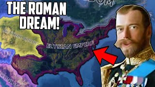 What If The Byzantine Empire Still Existed In America? HOI4 (Hearts of Iron 4)