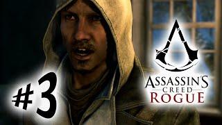 Assassin's Creed Rogue - Parte 3: A Traição de Shay!! [ Playstation 3 - Playthrough PT-BR ]
