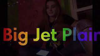 Angus & Julia Stone-Big Jet Plain (guitar cover)
