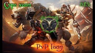 Сурв хант PvP гайд 8.1.5 World of Warcraft BfA