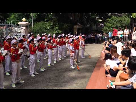 Đội nhạc kèn Võ Thành Trang giao lưu với nhạc viện Kunitachi - Japan
