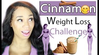 Cinnamon Weight Loss Challenge