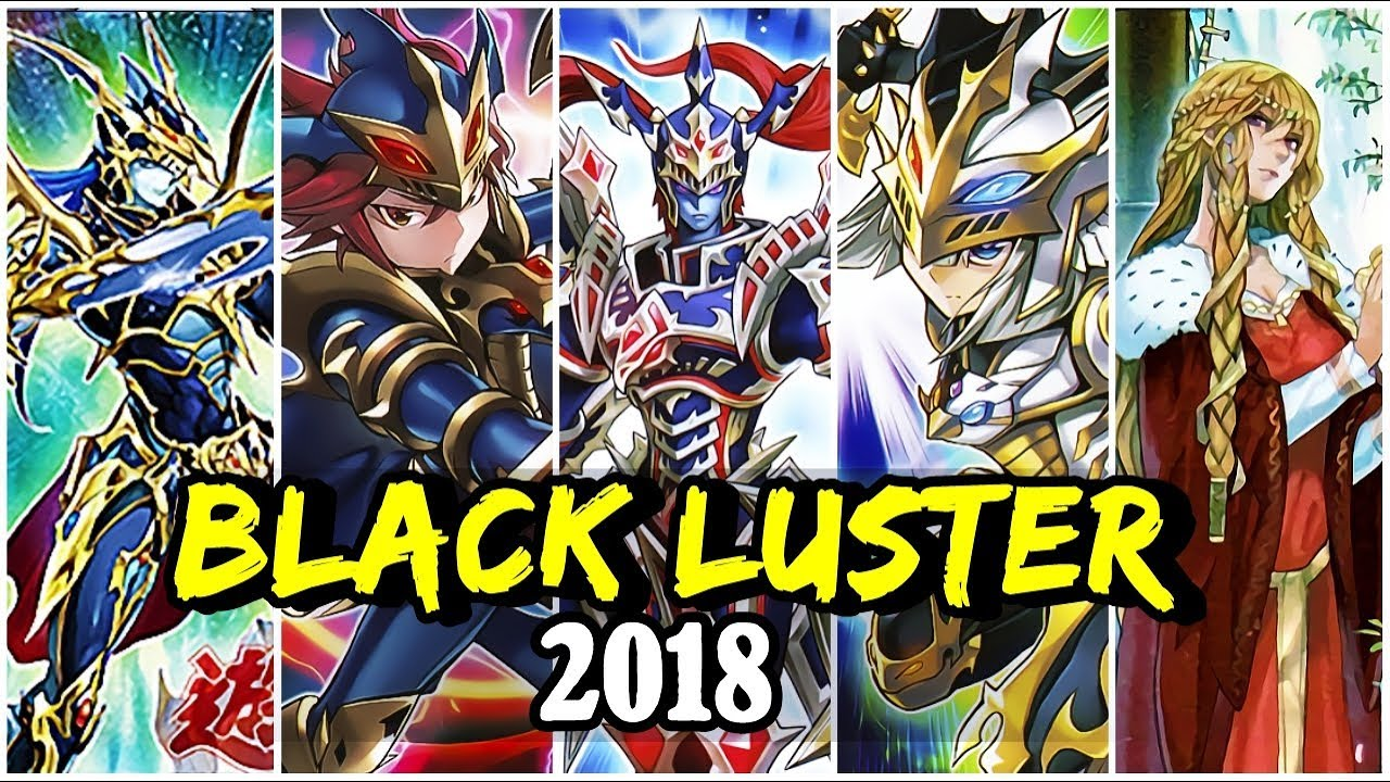 YGOPRO - BLACK LUSTER SOLDIER DECK 2018
