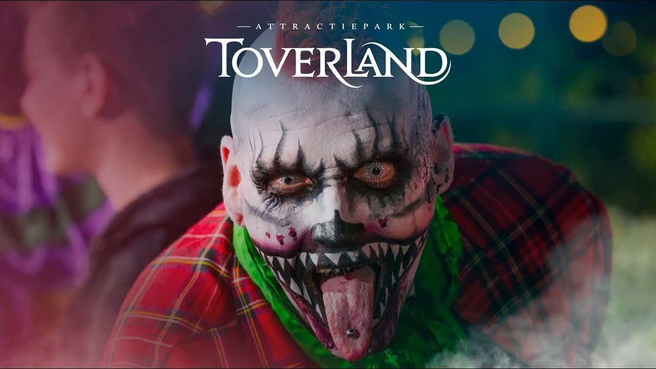 Wanneer Begint Halloween.Halloween 2018 Discover Your Own Fear Attractiepark Toverland