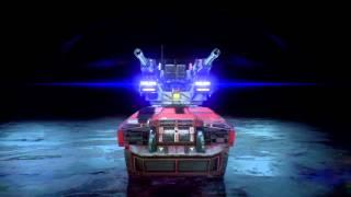 Batman Arkham knight All  showcase  vehicles