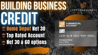 Home Depot Net 30 | net 30 accounts for new business | home depot credit card