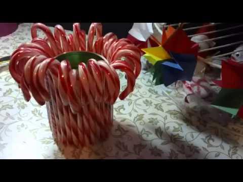 Centro de mesa para navidad comestible original y - Centros de mesa navidad ...