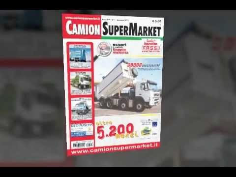 CamionSuperMarket on air dic2011