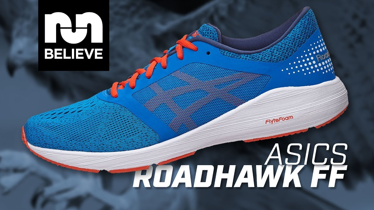 f8067398361d ASICS RoadHawk FF Performance Review - YouTube