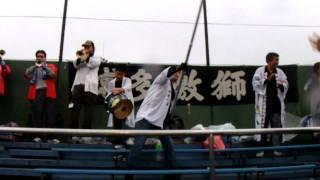 2011年3月6日、東北楽天-埼玉西武戦1-9の様子