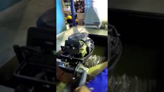 Мотор yamaha 9.9 4t. 89213333365