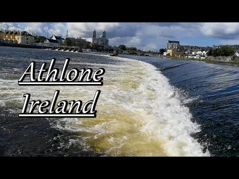Last day of summer in Athlone, Ireland | 31th August 2017|