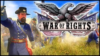 War Of Rights - Skirmishes Gameplay Release - New Skirmish Mode [War Of Rights Gameplay]
