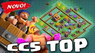 LAYOUT TOP PARA VILA DO CONSTRUTOR DE NÍVEL 5, CC 5, CLASH OF CLANS