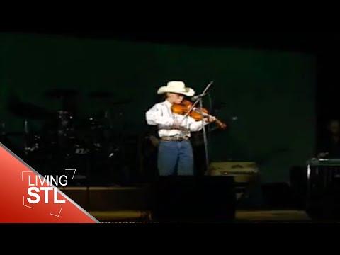 KETC | Living St. Louis | Joshua Roach: Fiddle Player