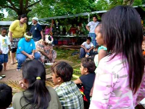Micronesian Food Fair - Gil Baza Subdivision - Kamyo Contest