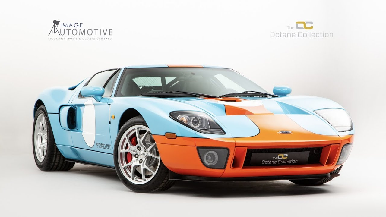 Ford Gt The Octane Collection
