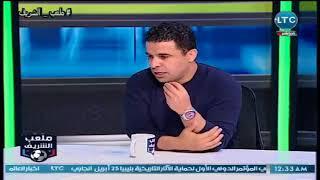 ملعب الشريف   رد الغندور علي سخرية جريده غربيه من تغييرات مدربي الزمالك