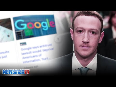 The suit that could finally bring down big tech | Ken Paxton