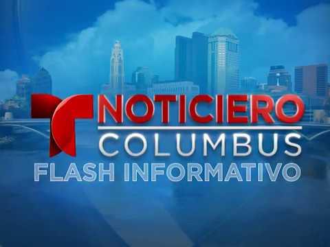 Telemundo Columbus Flash Informativo - 171115