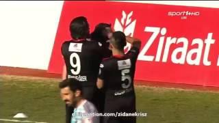 Amedspor 3  3 Fenerbahçe ÖZET 09 02 2016 türkiye kupasi