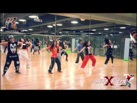 Xoxoxo / Black Eyed Peas - Choreographed by Master Ram