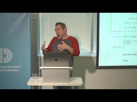 Bringing Functional Programming into an Imperative World w/ Derik Pell
