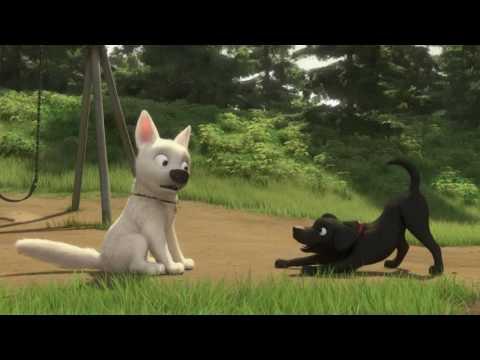 Bolt 2008 Bluray Rip in Hindi Eng