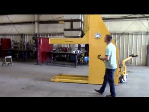 Titan 153474 4000 lb Capacity Die Cart