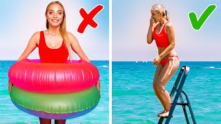 AMAZING SUMMER HACKS FOR YOUR NEXT BEACH TRIP