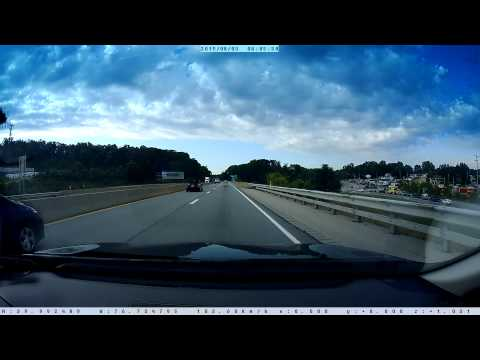 Another drive in a hurry to get nowhere fast. York, PA
