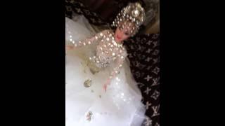 Эксклюзивная кукла невеста