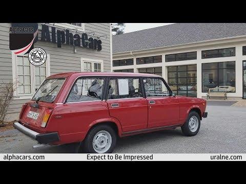 1990 Lada VAZ 2104, Overview, AlphaCars & Ural Of New England