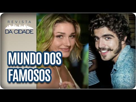 Sasha Meneghel e Caio Castro, Anitta e Michel Teló  - Revista da Cidade (20/02/2017)