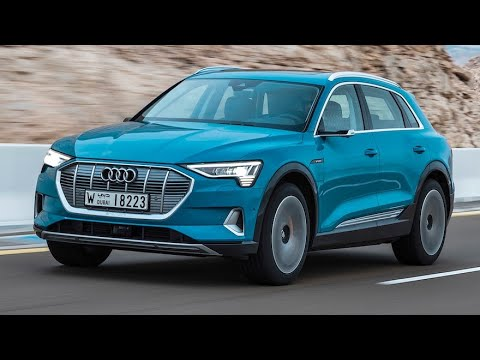 2019 Audi E Tron The First All Electric