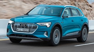 2019 Audi e-tron // The first all-electric Audi