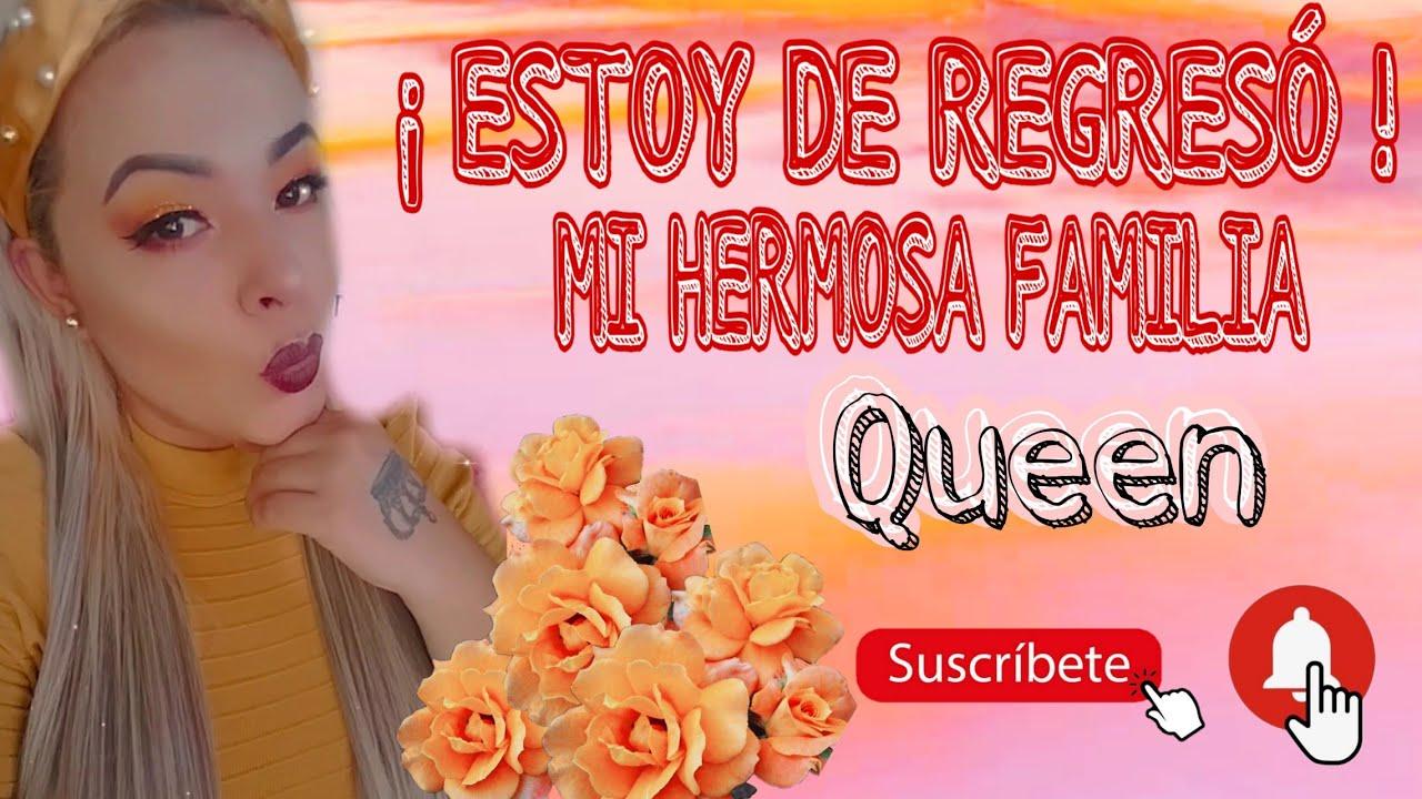 ¡ ESTOY DE REGRESÓ !