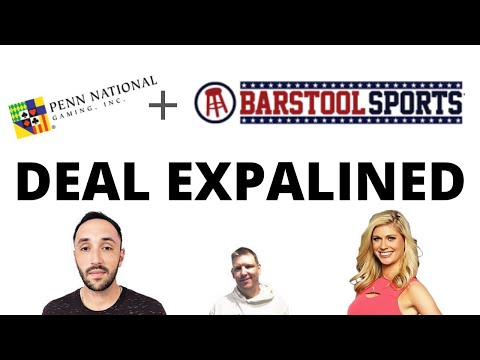 Barstool Sports Deal With Penn National Explained