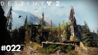 Destiny 2 #022 - Auf in die Abenteuer! - Let's Play Destiny 2 Deutsch / German