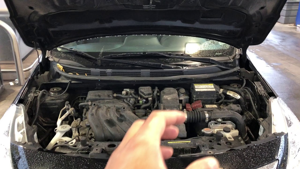small resolution of fuse location nissan versa