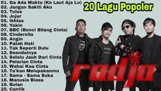 RADJA - Full Album ( 20 Lagu Hits Terbaik tahun 2000an ) Tulus | Jujur | Ikhlas | Ga Ada Waktu