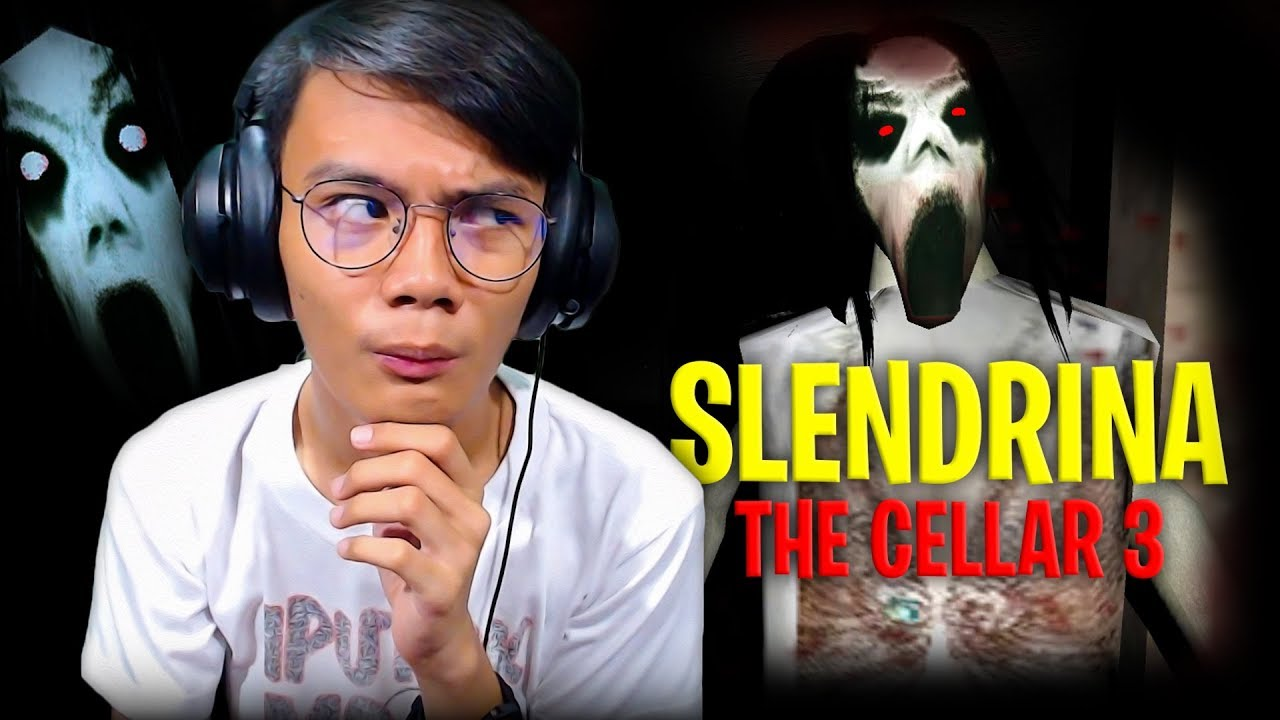 SIR PA VOID! | Slendrina The Cellar 3 - #ENDING