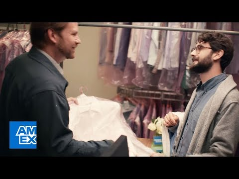 Support Local Dry Cleaners | Small Business Saturday® 2019 | American Express